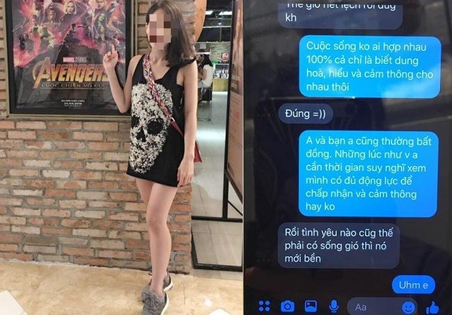 Bị bạn trai phản bội sau 2 năm hẹn hò, cô gái nhắn nhủ kẻ thứ ba 1 câu mà ai cũng phải gật gù, kẻ tội đồ chẳng dám đến với nhau-1
