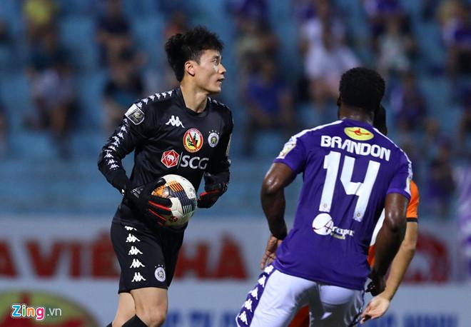 Bùi Tiến Dũng được vào sân vì U23 và tuyển Việt Nam sắp tập trung-1