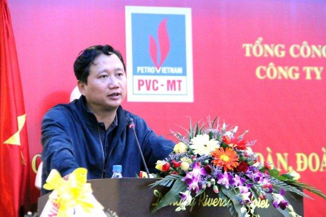 Trước Bùi Quang Huy, những ai từng bỏ trốn khi bị khởi tố?-3