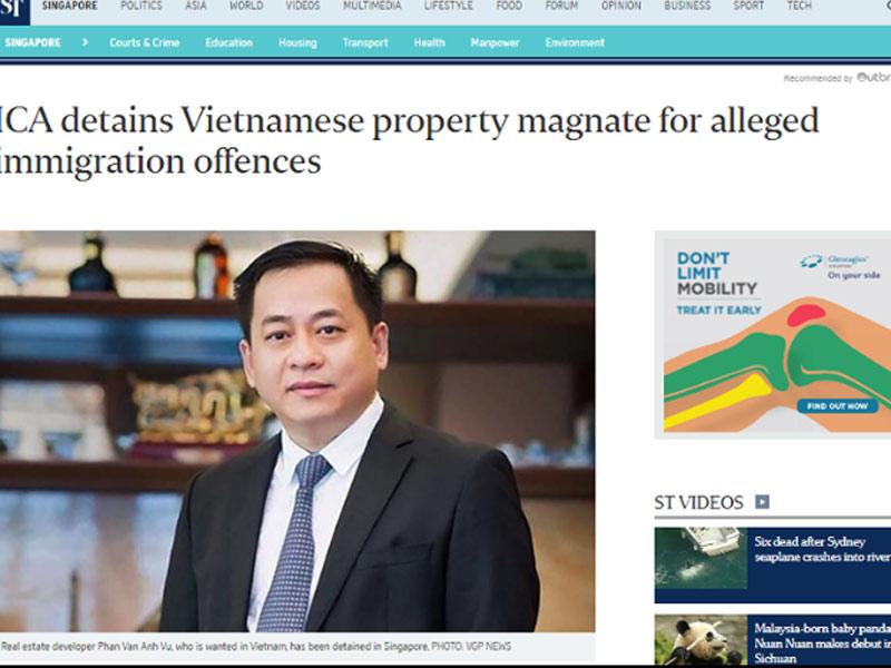 Trước Bùi Quang Huy, những ai từng bỏ trốn khi bị khởi tố?-4
