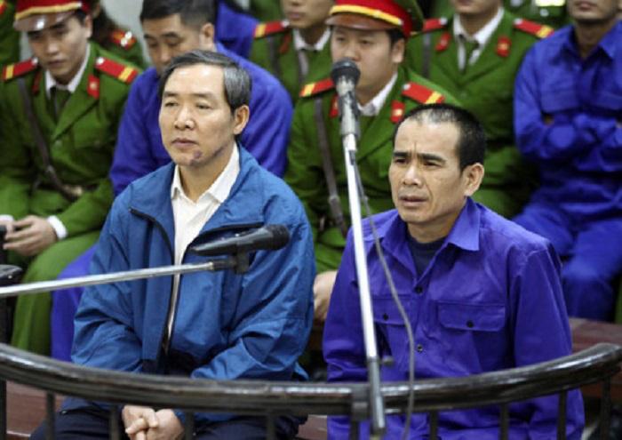 Trước Bùi Quang Huy, những ai từng bỏ trốn khi bị khởi tố?-5