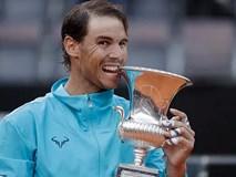 Đánh bại Djokovic, Nadal lần thứ 9 vô địch Italian Open