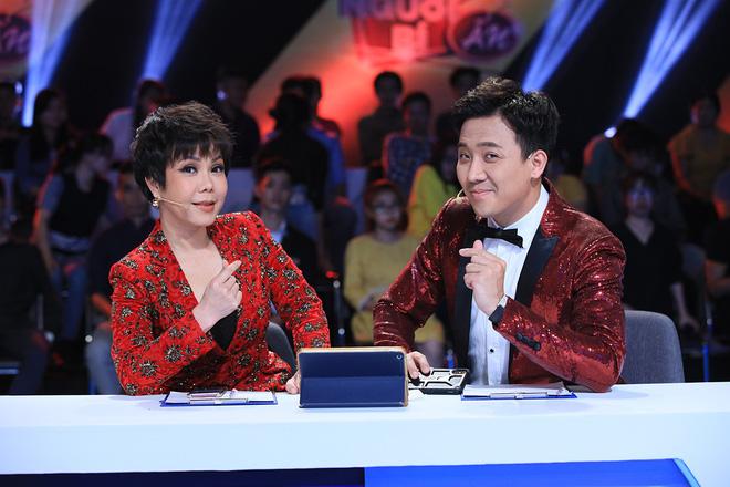 Trấn Thành thay thế Hoài Linh, nhường vị trí MC lại cho Trường Giang và phản ứng của khán giả-1