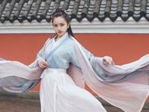 Giới trẻ Trung Quốc đua nhau mặc đồ cổ trang trong cuộc sống thường ngày