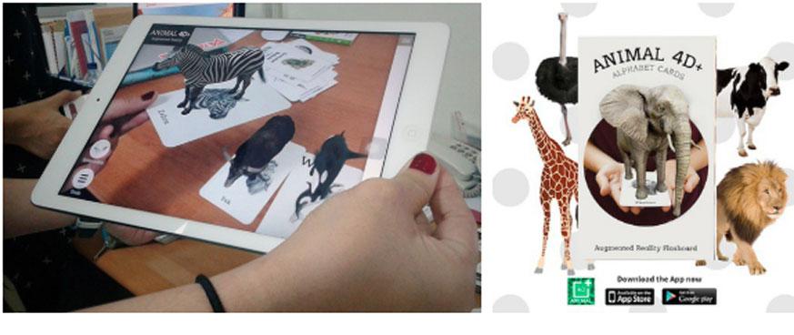 Ứng dụng xem hình 3D động vật sống động đang khiến cả trẻ em lẫn người lớn mê tít-3