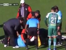 Trọng tài thiệt mạng khi điều khiển trận đấu ở sân cao nhất thế giới
