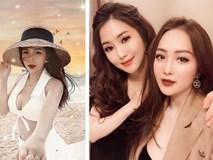 Cùng nhà nấm với chị họ Hương Tràm, hot girl Dư Hàng My chỉ cao 1m53 vẫn đốt mắt với body nuột nà, vòng 1 nóng bỏng