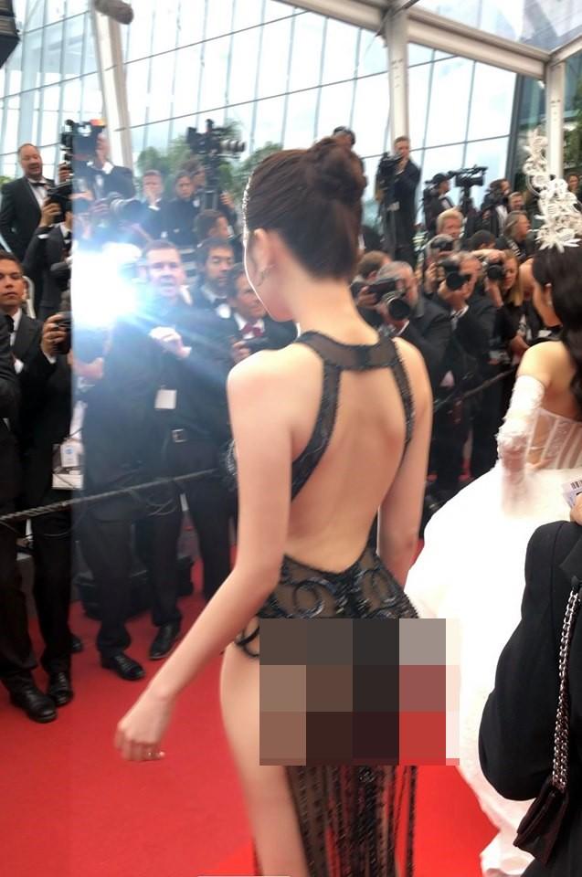 Khắc Tiệp tung bằng chứng Ngọc Trinh không bị ngó lơ tại Cannes-3