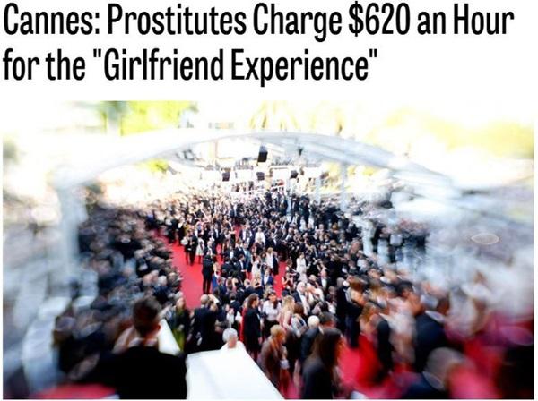 Đằng sau hào quang của LHP Cannes: Nơi kiếm tiền của gái bán dâm hạng sang, có người kiếm được cả tỷ đồng cho một lần qua đêm cùng đại gia-2