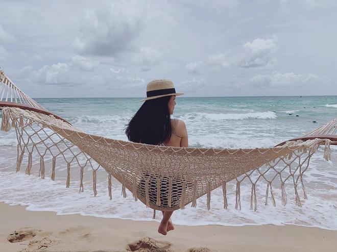 Sau nửa năm ly hôn, Phạm Quỳnh Anh tung ảnh bikini nóng bỏng-3