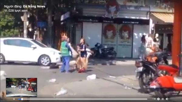 Tâm sự nghẹn ngào của nữ lao công bị cô gái trẻ hành hung giữa trời nắng gần 40 độ C-2