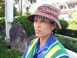 Chị lao công Quảng Trị bị đánh: Vợ chồng chủ shop đến xin lỗi-2