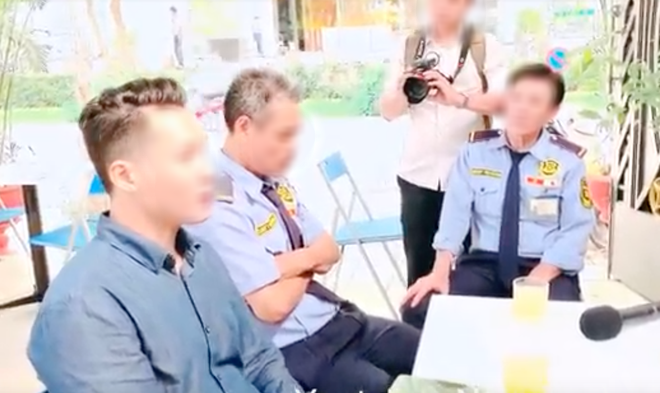 Nam Việt Kiều đến gặp và trực tiếp xin lỗi bác bảo vệ chung cư: Do con cảm thấy mình bị khinh thường nên mới phản ứng lại như vậy-2