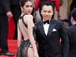 Bị đồng nghiệp lên án mặc lố bịch ở Cannes, Ngọc Trinh phản đòn: Duyên ai nấy hưởng, nghiệp ai nấy mang-7
