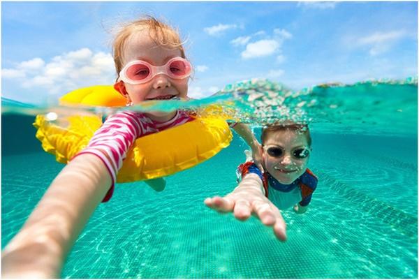Đã có không ít ca đuối nước thương tâm: Đây là những gì cần làm để tránh tai nạn đuối nước khi cho trẻ đi bơi-2