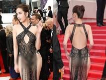 Bị đồng nghiệp lên án mặc lố bịch ở Cannes, Ngọc Trinh phản đòn: 'Duyên ai nấy hưởng, nghiệp ai nấy mang'