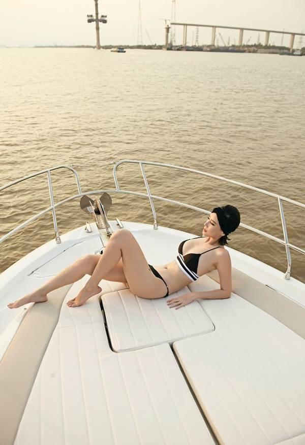 Dương Yến Ngọc khoe dáng quá nóng bỏng với bikini ở tuổi 40-3