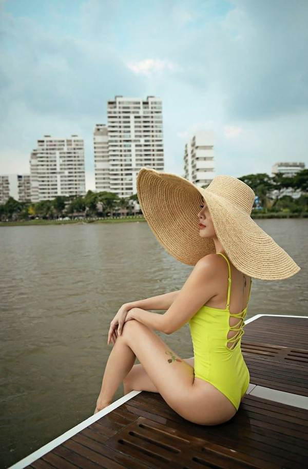 Dương Yến Ngọc khoe dáng quá nóng bỏng với bikini ở tuổi 40-7