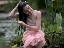 Cách mặc lớn trước tuổi của thiếu nữ diễn cảnh nóng trong phim 'Vợ ba'