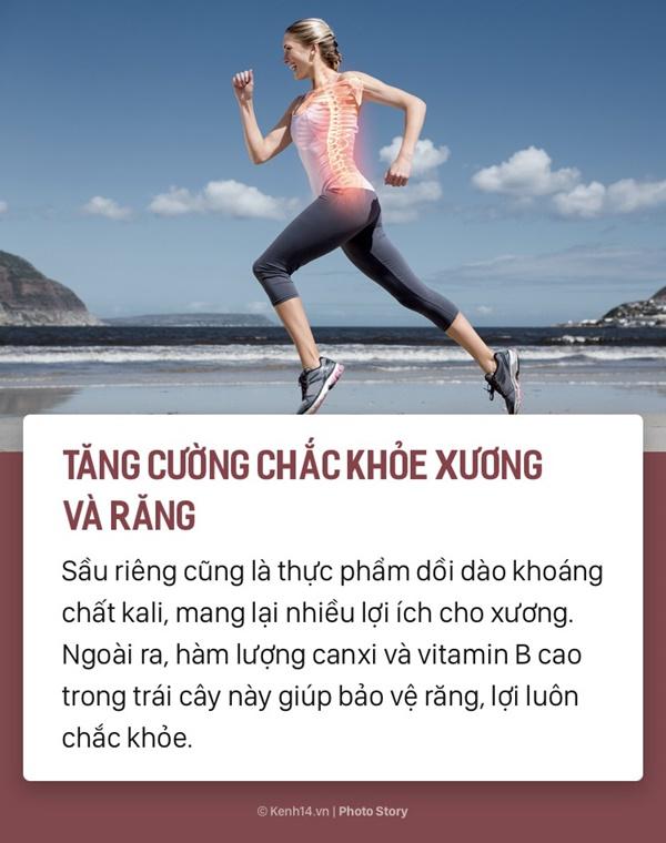 Tuy có hơi nặng mùi nhưng ăn sầu riêng sẽ mang đến rất nhiều lợi ích cho sức khoẻ-3