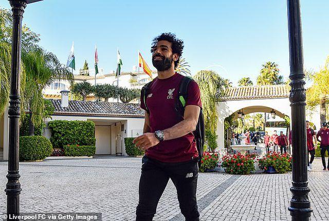 Liverpool hối hả sang Tây Ban Nha dự chung kết Champions League-3
