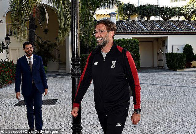Liverpool hối hả sang Tây Ban Nha dự chung kết Champions League-2