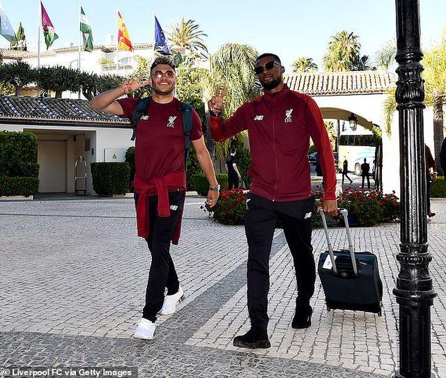 Liverpool hối hả sang Tây Ban Nha dự chung kết Champions League-4