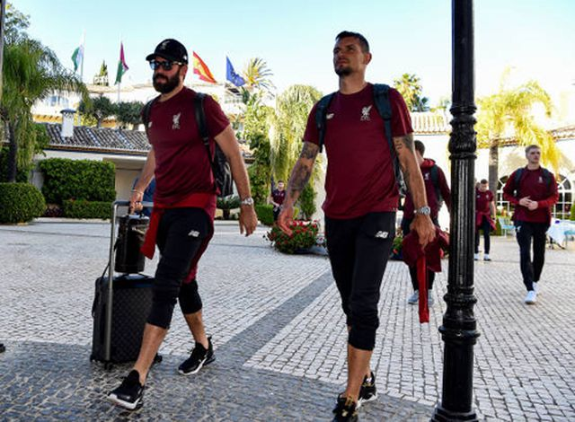 Liverpool hối hả sang Tây Ban Nha dự chung kết Champions League-7
