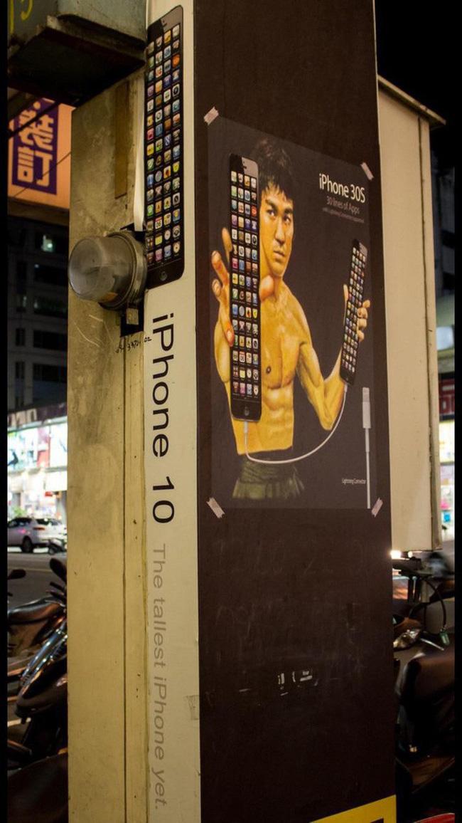 Chùm ảnh: Cúi đầu trước những sản phẩm hàng nhái Trung Quốc với thiết kế đạt đến đỉnh cao của sự hài hước-5