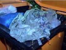 Bị nhân viên hỏi túi rác có gì, người phụ nữ nói rằng xác động vật nhưng hóa ra bên trong là tội ác khiến ai cũng phẫn nộ
