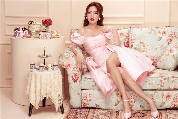 Diệu Nhi hoá công chúa trong loạt ảnh thời trang mừng sinh nhật-1
