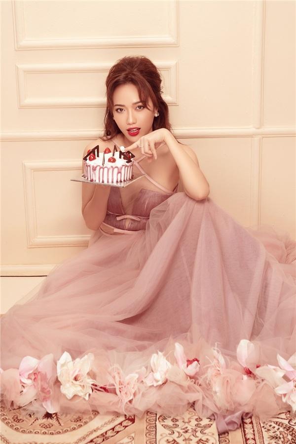 Diệu Nhi hoá công chúa trong loạt ảnh thời trang mừng sinh nhật-11