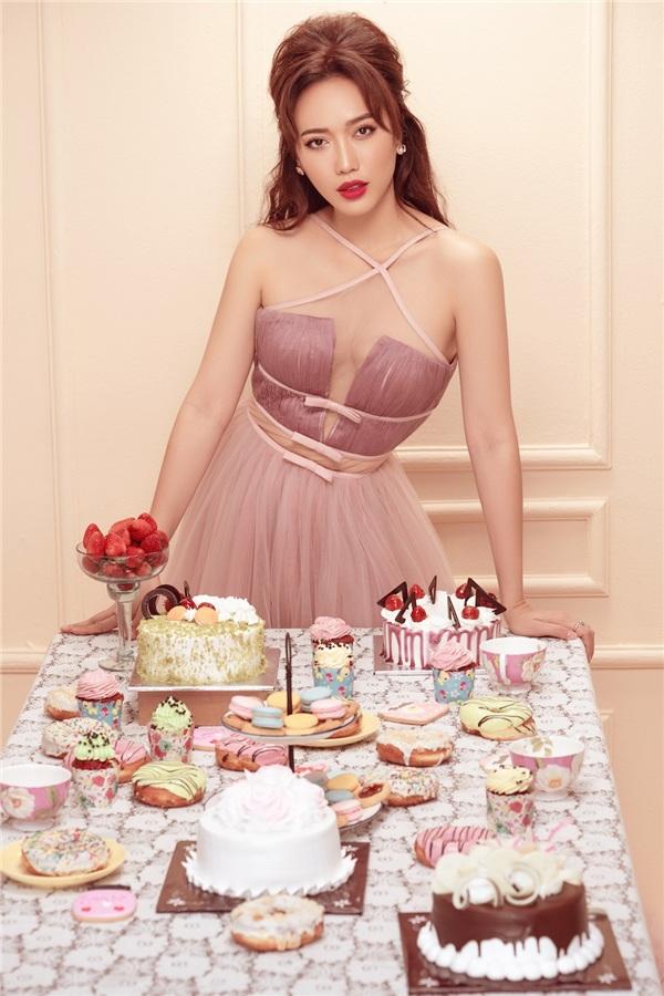 Diệu Nhi hoá công chúa trong loạt ảnh thời trang mừng sinh nhật-8