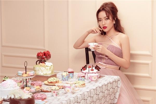 Diệu Nhi hoá công chúa trong loạt ảnh thời trang mừng sinh nhật-9