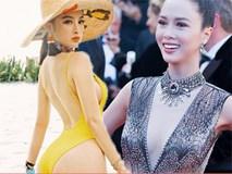 Vẻ nóng bỏng của 3 mỹ nhân Việt từng xuất hiện tại LHP Cannes