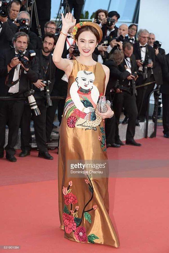 Vẻ nóng bỏng của 3 mỹ nhân Việt từng xuất hiện tại LHP Cannes-12