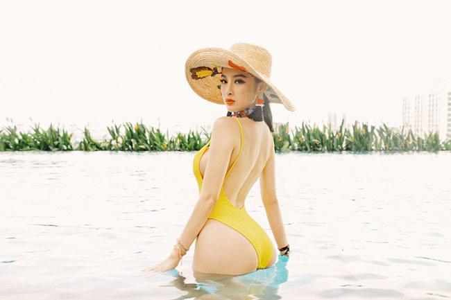 Vẻ nóng bỏng của 3 mỹ nhân Việt từng xuất hiện tại LHP Cannes-18