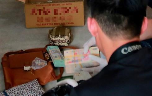 Vụ 2 thi thể giấu trong thùng bê tông: Vai trò của bà trùm Phạm Thị Thiên Hà-4