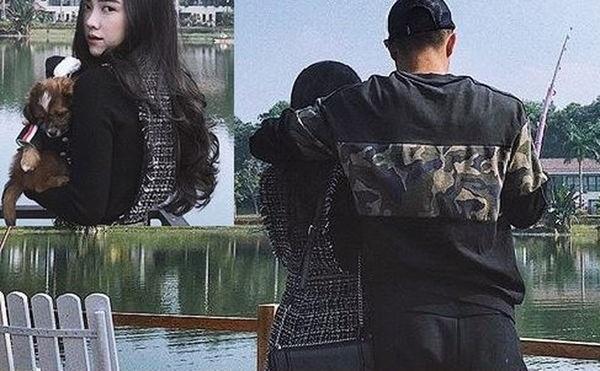 Lần đầu đăng ảnh hẹn hò tình tứ, người yêu Hà Đức Chinh bị ném đá tả tơi vì bị cho rằng đang hám fame-1