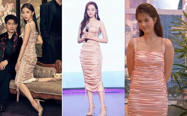 Dân mạng phát hiện Ngọc Trinh tạo dáng, mặc váy giống hệt Kendall Jenner-8