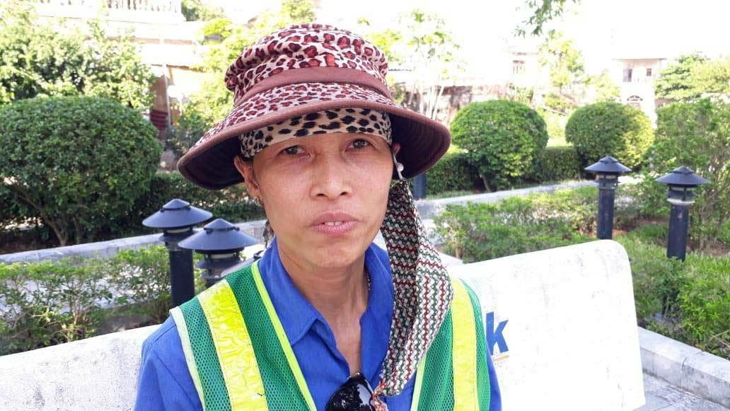 Chị lao công Quảng Trị bị đánh: Vợ chồng chủ shop đến xin lỗi-1