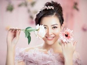 Diễn viên Thanh Hương bỗng dịu dàng lạ thường trong loạt ảnh mới