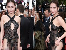 Thảm đỏ Cannes: Ngọc Trinh đạt được mục đích và nỗi xấu hổ của nhiều người Việt