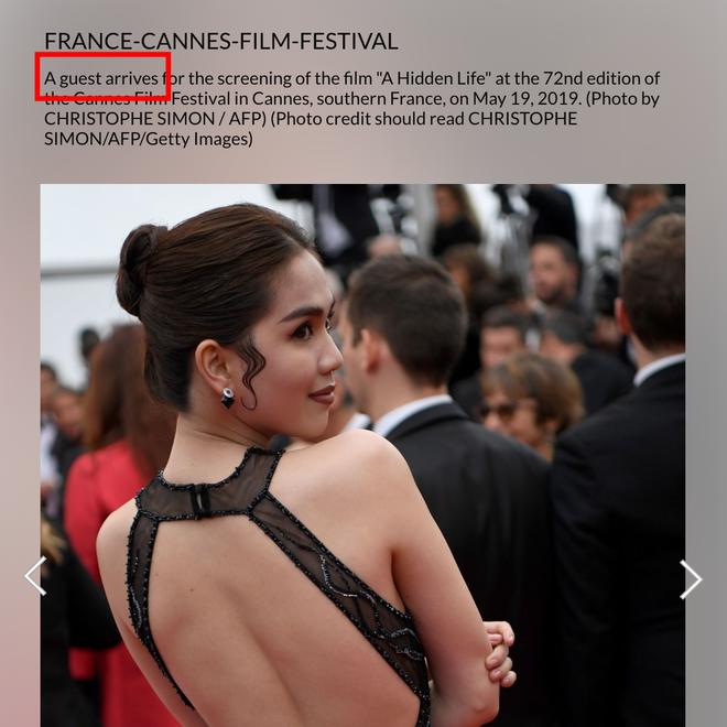 Thảm đỏ Cannes: Ngọc Trinh đạt được mục đích và nỗi xấu hổ của nhiều người Việt-2