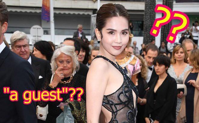 Thảm đỏ Cannes: Ngọc Trinh đạt được mục đích và nỗi xấu hổ của nhiều người Việt-1