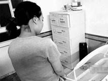 Giấu gia đình, nữ bác sĩ Hà Nội đến chùa ở cữ