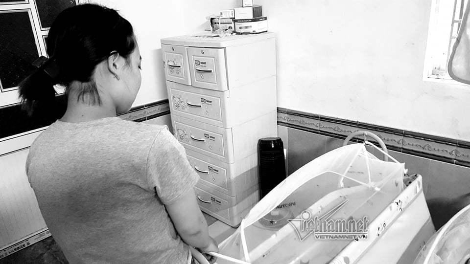 Giấu gia đình, nữ bác sĩ Hà Nội đến chùa ở cữ-3
