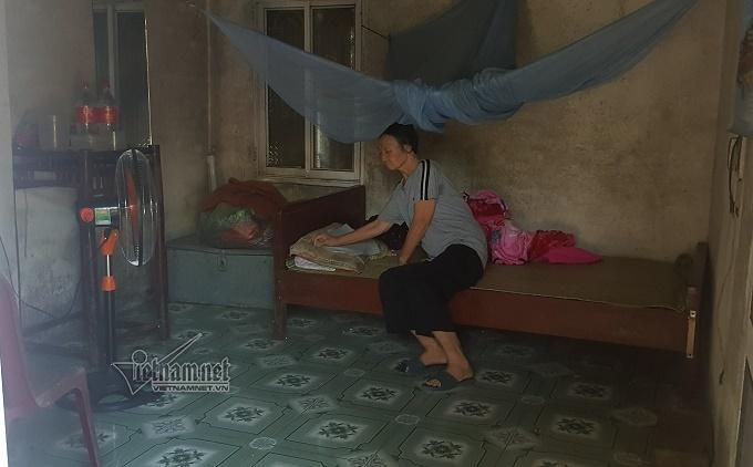 Giấu gia đình, nữ bác sĩ Hà Nội đến chùa ở cữ-2