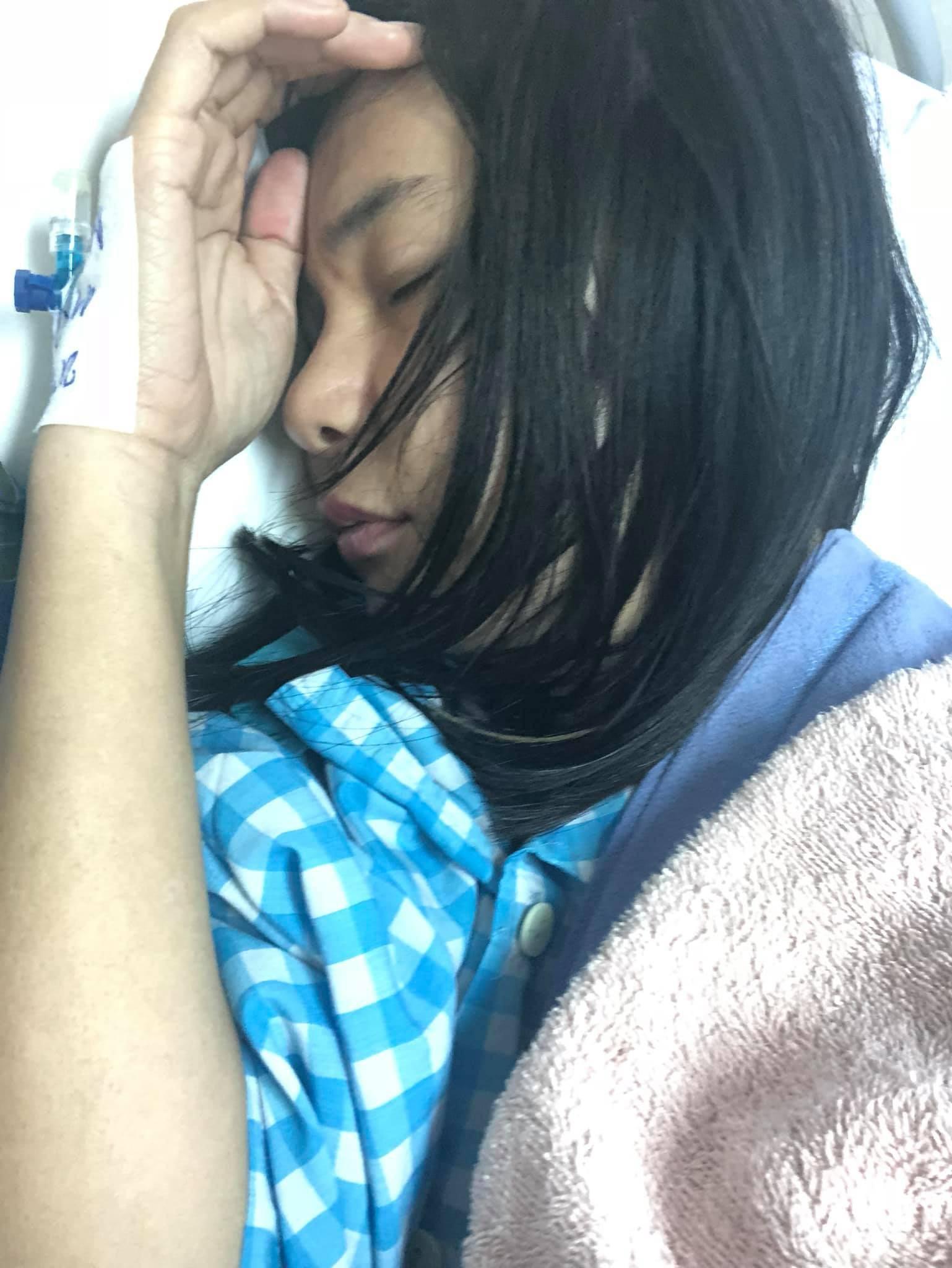 Làm việc quá sức, Cát Phượng phải nhập viện cấp cứu vì rối loạn tiền đình-2