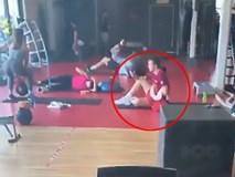 Bức ảnh tưởng bình thường nhưng vạch trần hành vi đáng kinh tởm của kẻ biến thái ở phòng tập gym mà chị em nào cũng phải cẩn thận